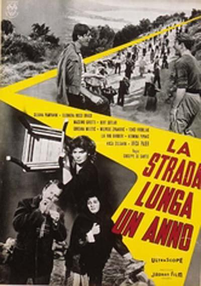 La Strada Lunga Un Anno (1973)