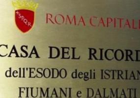 Roma Finalmente La Casa Del Ricordo 9467