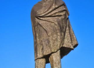Trieste Monumento A Sauro Inaugurato Il 10 Agosto 1966