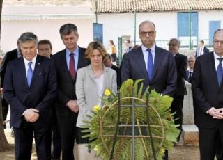 INCONTRO MINISTRI ALFANO I LORENZIN PULA 2017  6