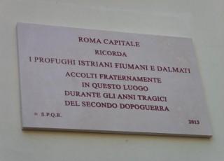 Roma Ricorda Gli Esuli 1