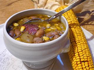 Bobiči soup