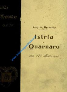 Collezione di monografie illustrate - n.79 Istria e Quarnaro_wL-01