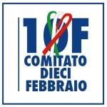 Comitato 10 Febbraio logo