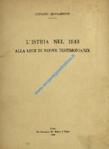 L'Istria nel 1848 alla luce di nuove testimonianze_wL-01