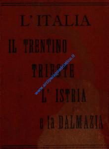 L'Italia - il Trentino, Trieste, l 'Istria la Dalmazia_wL-01