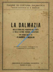 La Dalmazia nella storia nel pensiero nell'arte e nelle ultime vicende asdr_wL-01