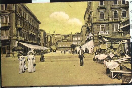 Caffè Shenck Fiume Piazza Adamich 2 (2)