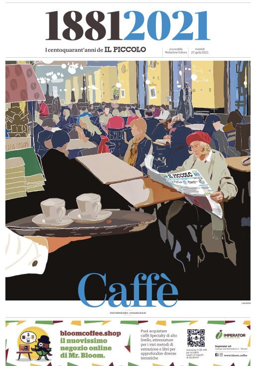 Il Piccolo 140 caffè
