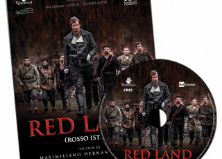 Red Land Dvd