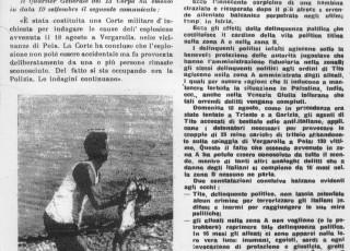 1946 08 18 Vergarolla Da Grido Dell Istria