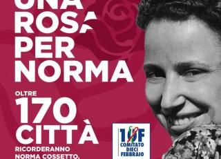 C10F Una Rosa Per Norma 2021 In 170 Città
