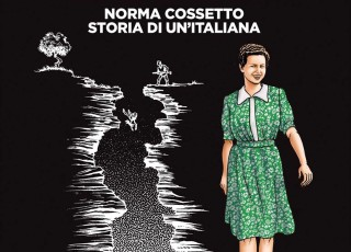 Fumetto Norma Copertina