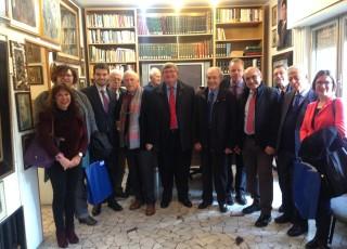 Archivio Museo Di Fiume Foto Di Grupo