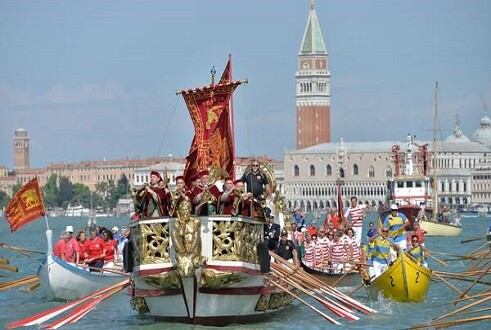 Sensa Sposalizio Mare Venezia