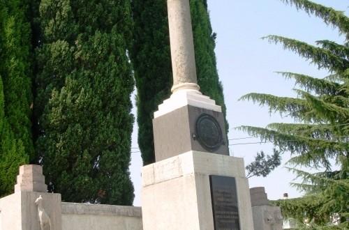 Monumento Ronchi DAnnunzio