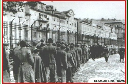 Deportati Fiume Maggio 1945