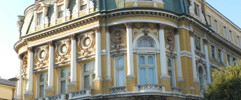 Palazzo Modello Fiume