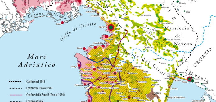 Istria Etnica Schiffrer