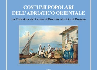 Copertina Delton Costumi Popolari Dell Adriatico Orientale
